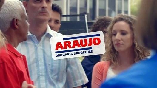 2º trabalho - Comercial Drogaria Araújo