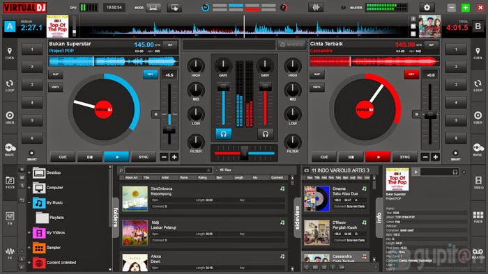 Download Virtual DJ 8 Terbaru Gratis 1