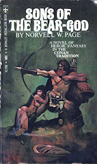 'Sons of the Bear God' by Norvell W. Page