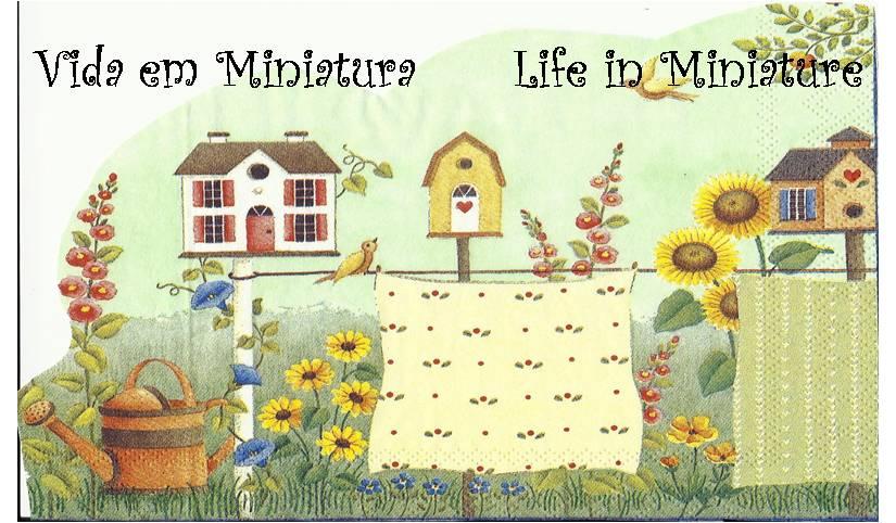 Vida em Miniatura       Life in Miniature