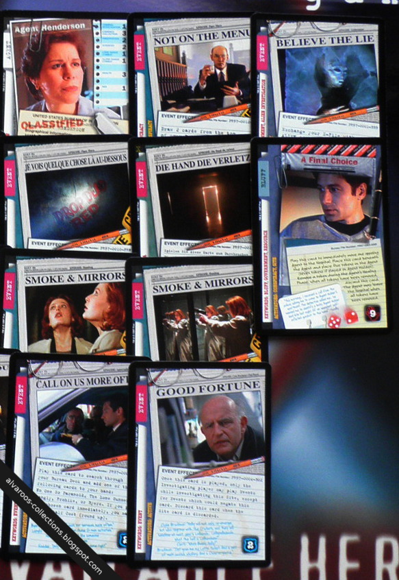 Collectible Card Games...