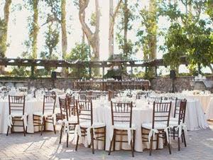 Tip Merencanakan Pernikahan Luar Ruangan