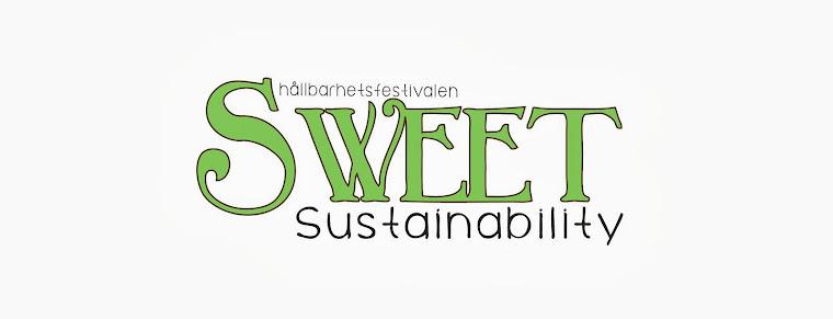 Hållbarhetsfestivalen SWEET Sustainability