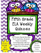 https://www.teacherspayteachers.com/Product/ELA-Spiral-Review-Weekly-Quizzes-NO-PREP-FULL-YEAR-Meets-All-CCSS-Standards-1986354