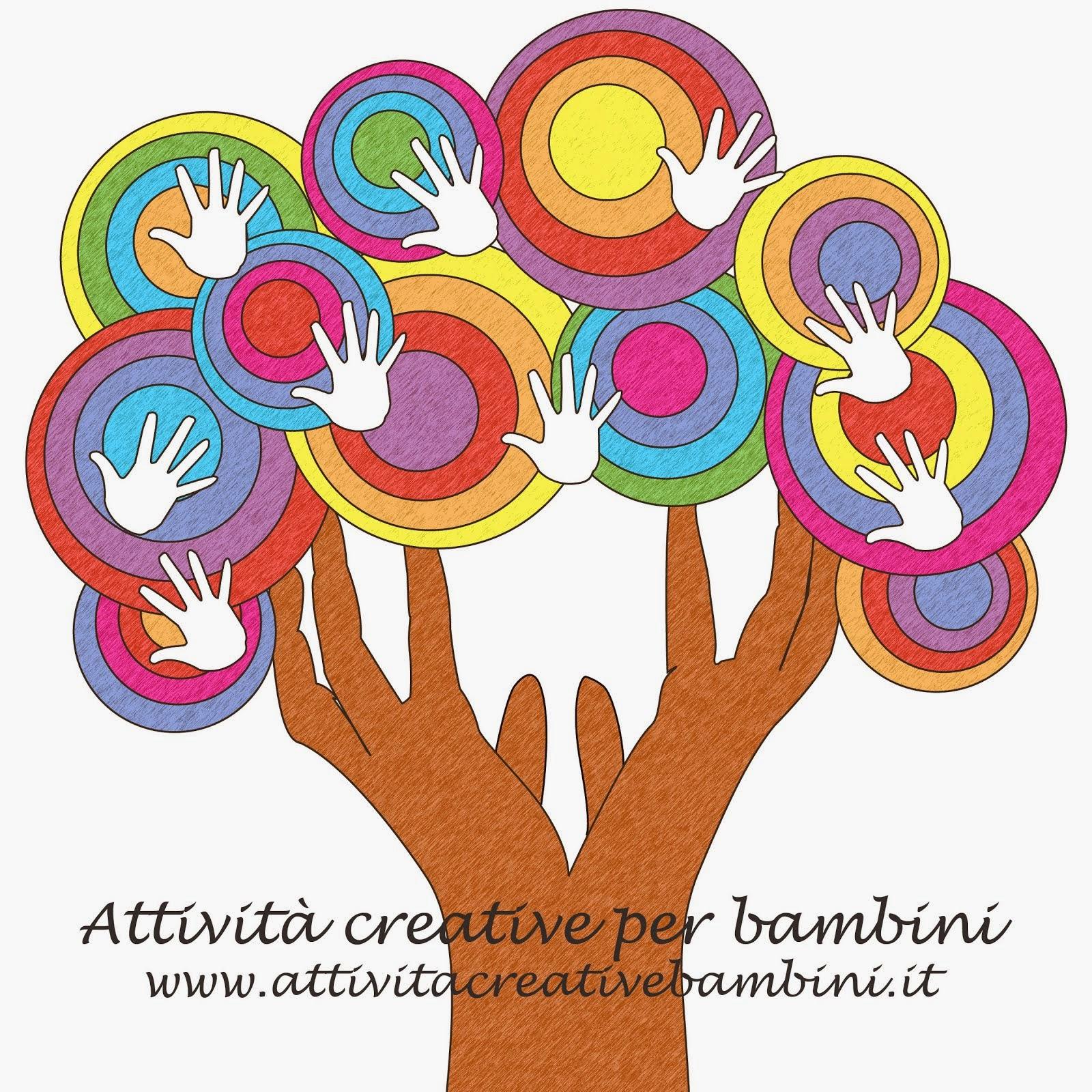 Il sito ufficiale di Attività Creative per Bambini