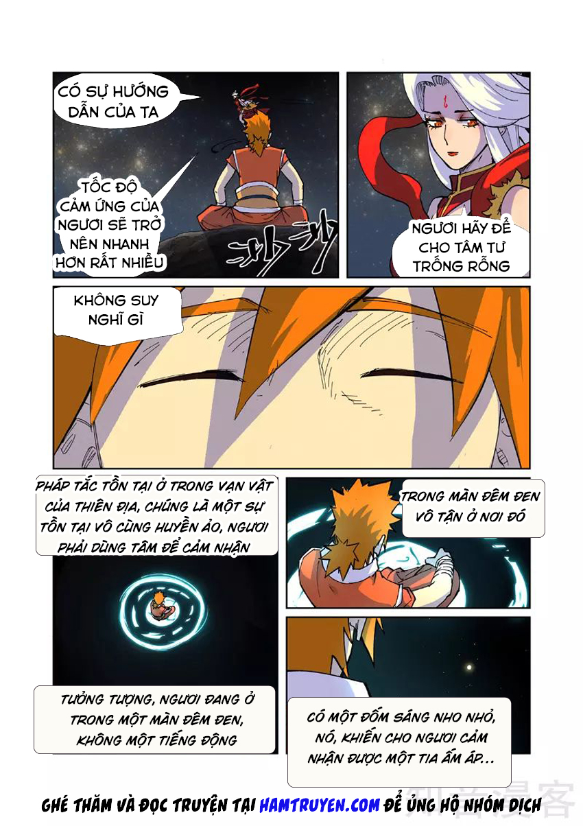 Yêu Thần Ký chap 225 - Trang 18