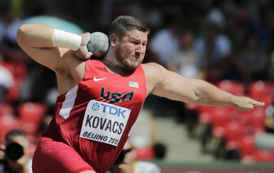 Joe Kovacs - World Champion