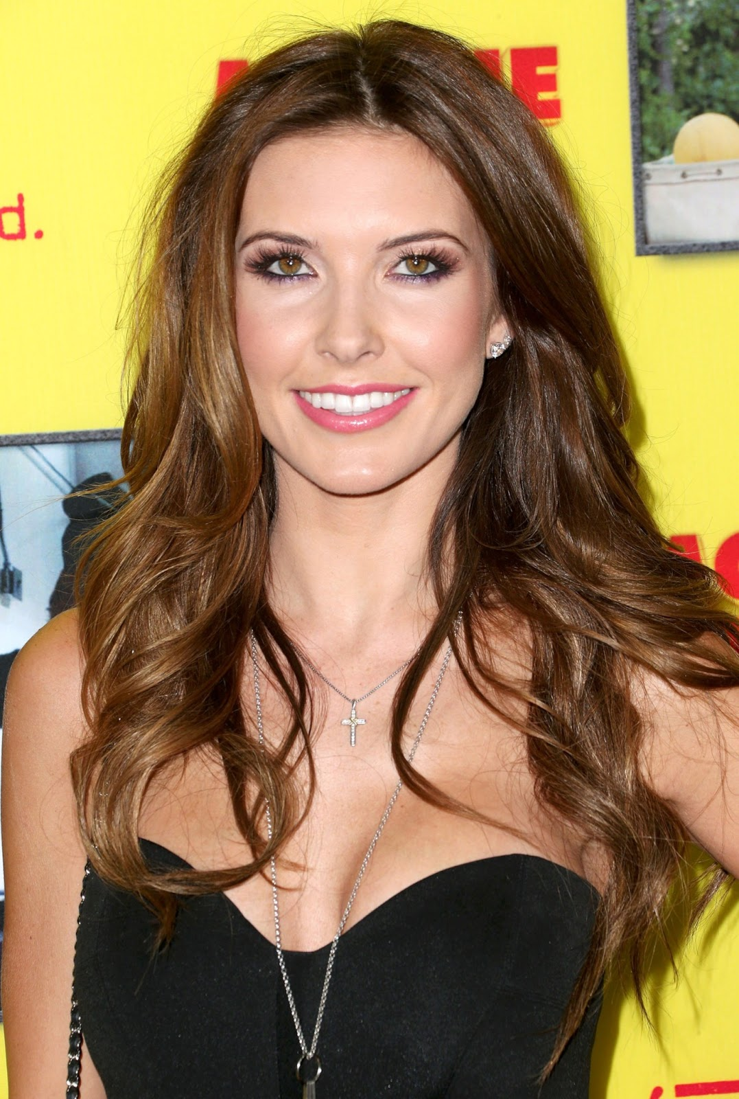 "Audrina Patridge ""Movie 43″ Premiere In Hollywood"