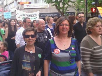 Manifestación 12M Albacete