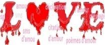 Poème d'amour SMS