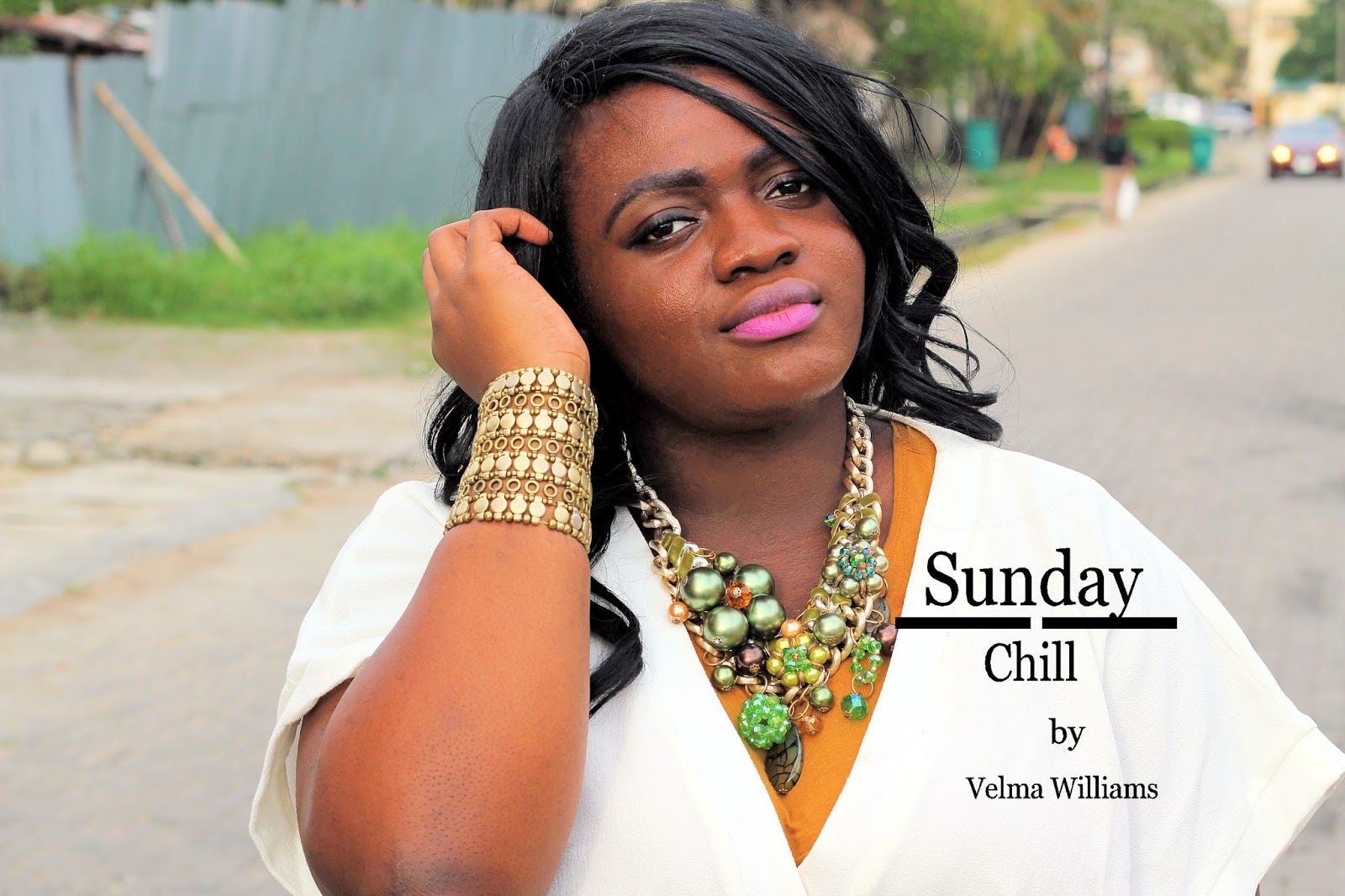 Church Outfit: Sunday Chill - Fashion Rehab