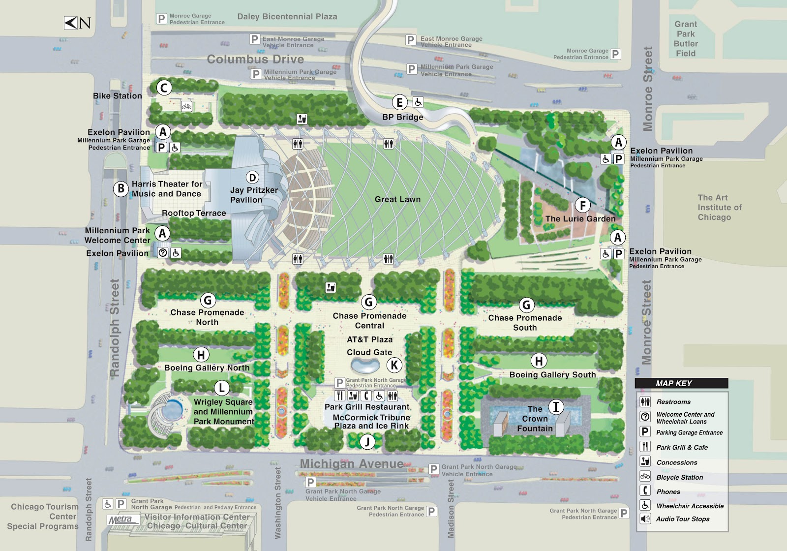 Chicago Map Lincoln Lincoln Get Free Images About World Maps Map - Chicago map border