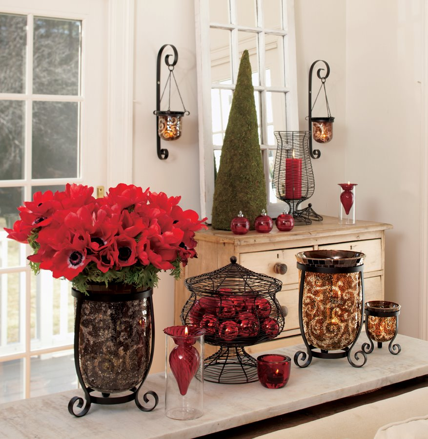 Mom Daughter Style Partylite Simple Pleasures Holiday