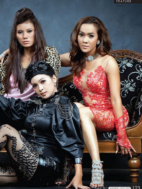 Myanmar Celebrity - facebook.com