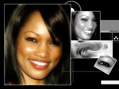 American Actress Garcelle Beauvais Wallpaper