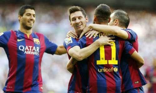 Barca năm 2014: Còn 9 trận để níu giữ niềm tin