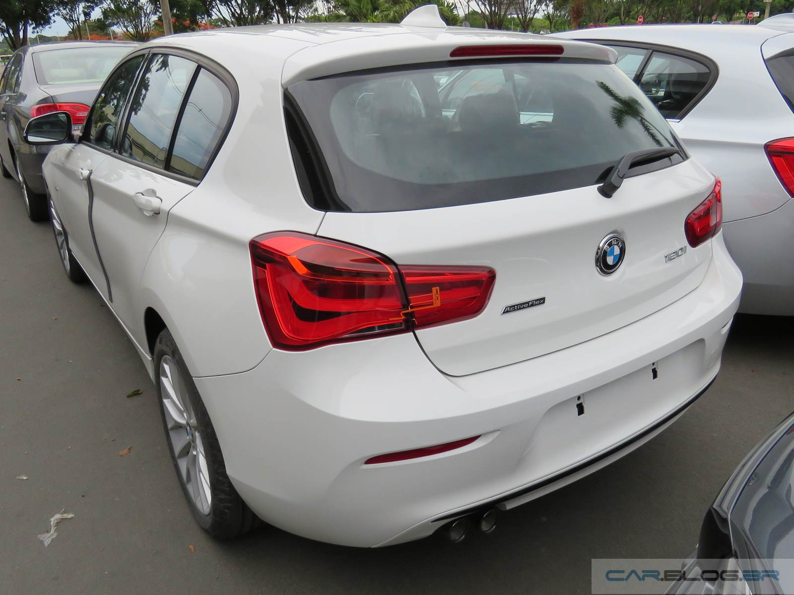 BMW 120i 2016 Active Flex