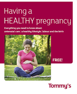Tommy's Having a healthy pregnancy guide