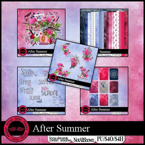 HSA AfterSummer bundel