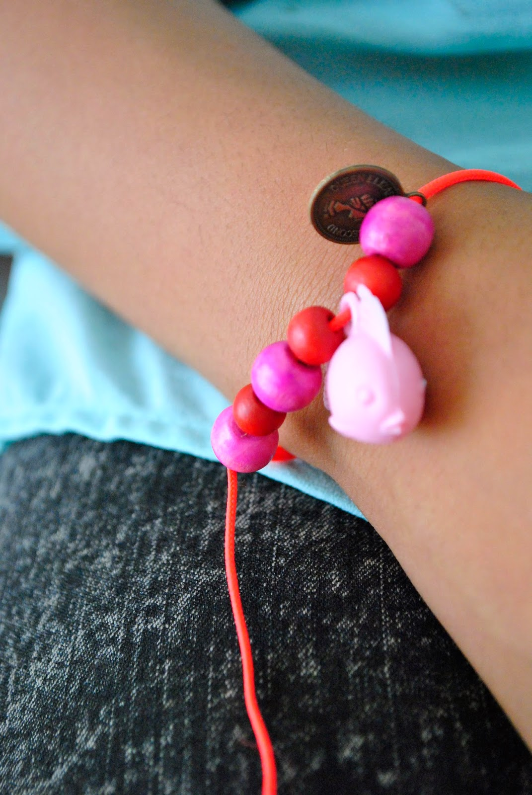 diy bracelet for moodkids
