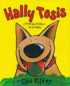 Llibre infantil Hally Tosis