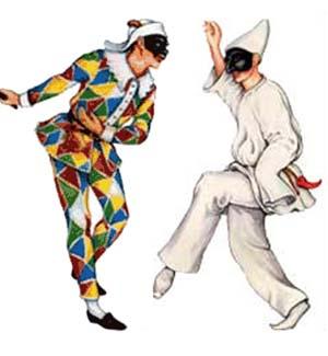 Carnevale commedia dell arte recite con le maschere for Maschere di carnevale classiche