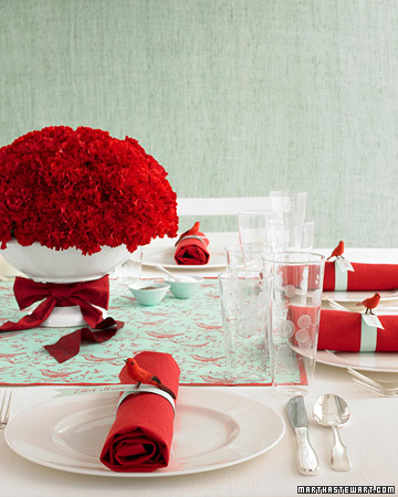 Aqua Red Wedding Fun teal and red wedding ideas
