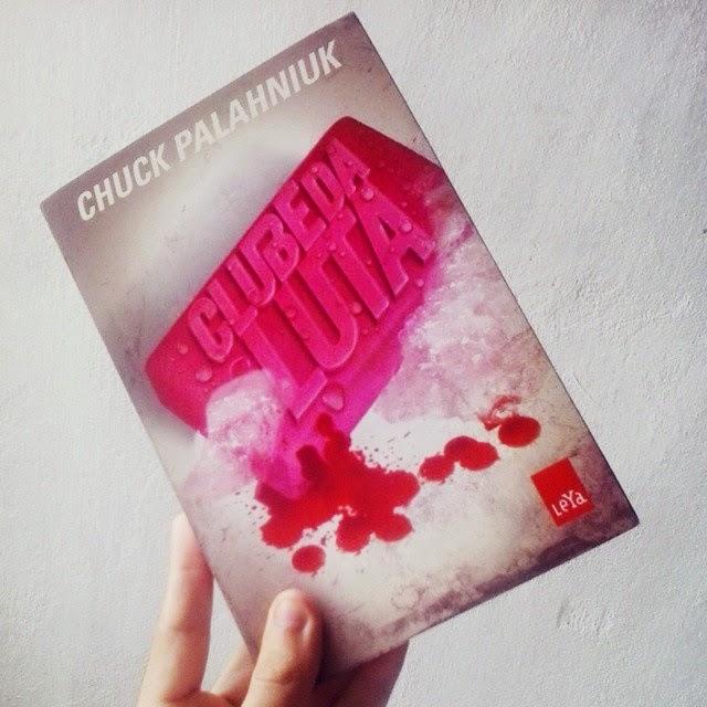 Livro  Clube da Luta (Leya Editora)