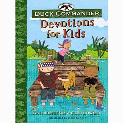 Duck Commander Devotions for Kids