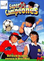 Los Supercampeones Español Latino