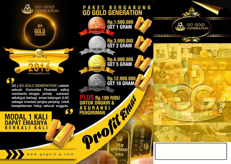 Go Gold Generation - GGG - 3G | info leboh lanjut klik gambar di bawah ini