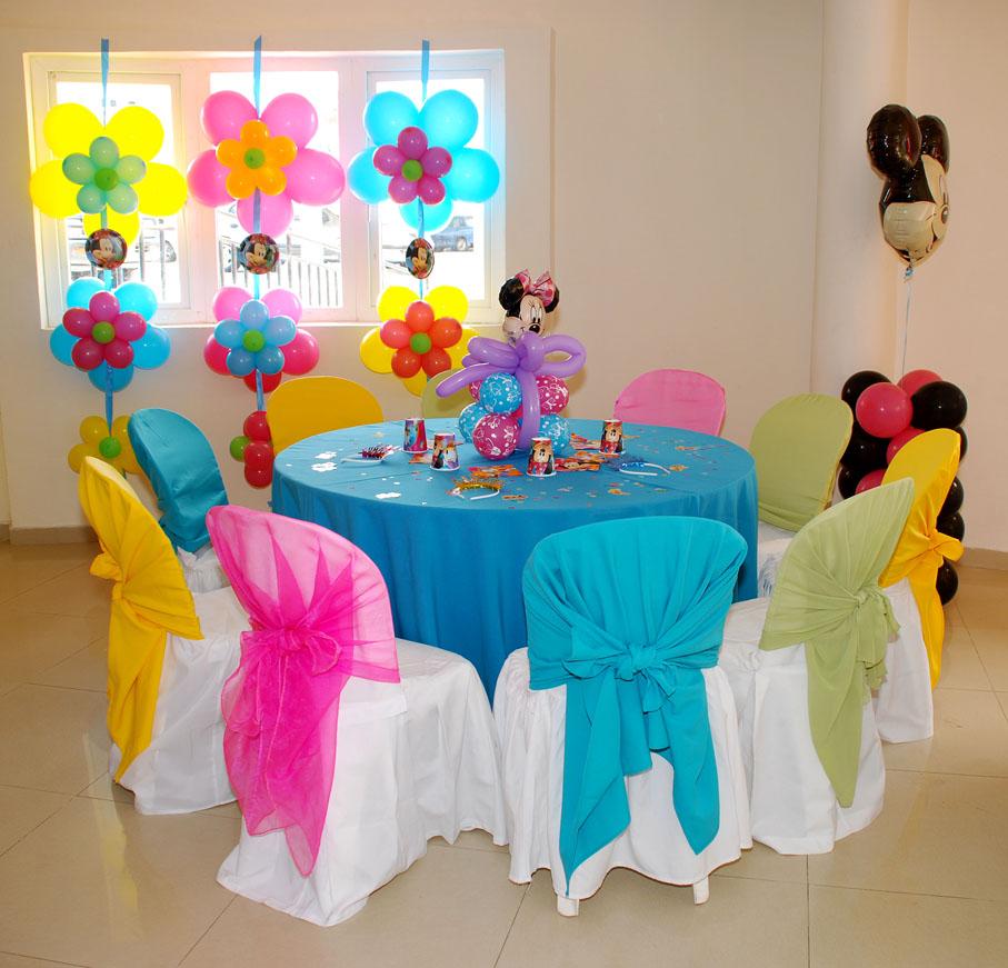 Mickey mouse decoraciones para fiestas for Decoraciones infantiles