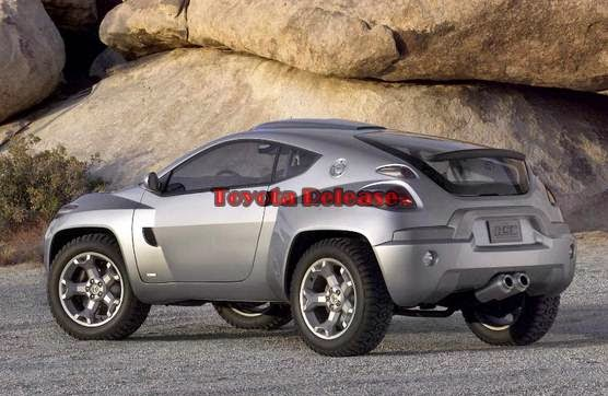 2015 Toyota RSC Concept Cars and Release date