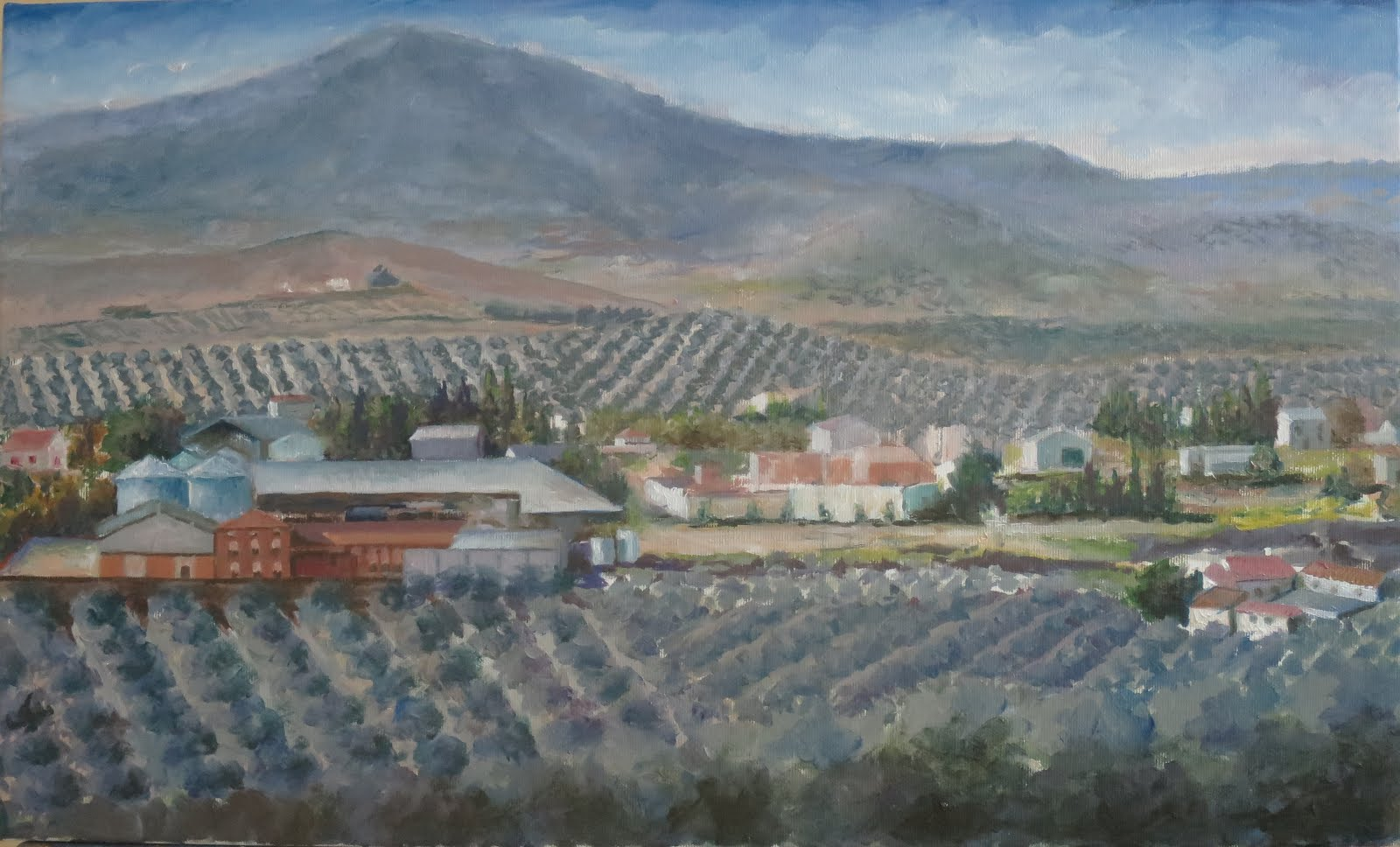 Gracíez-1, Torredelcampo (10M)