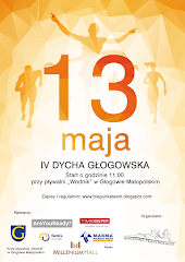 IV Dycha Głogowska - zapisy
