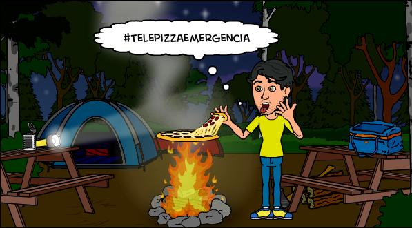 telepizza emergencia