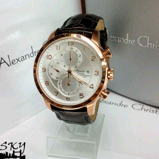 kumpulan koleksi jam tangan alexandre christie