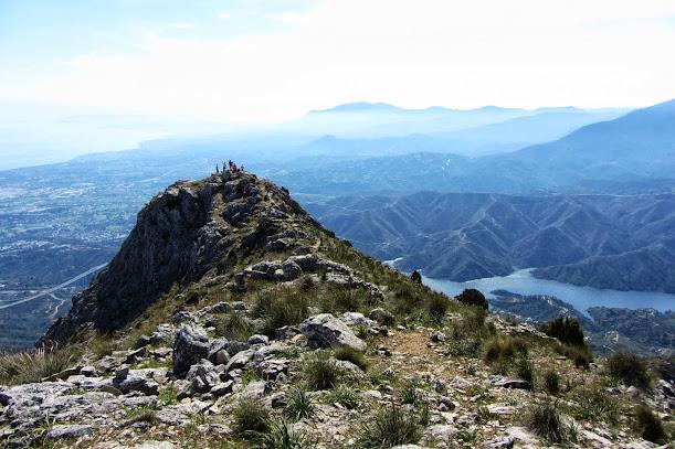 SIERRA BLANCA - MARBELLA: Refugio de Juanar - Cerro La Concha