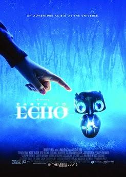 Terra para Echo – Dublado