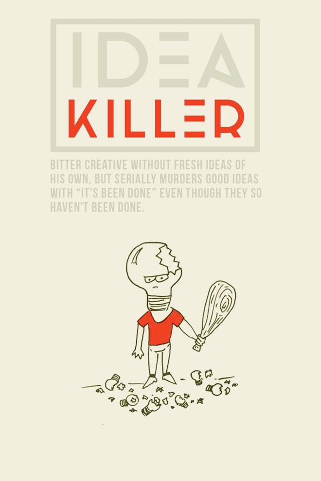 WorkWankers - Idea Killer