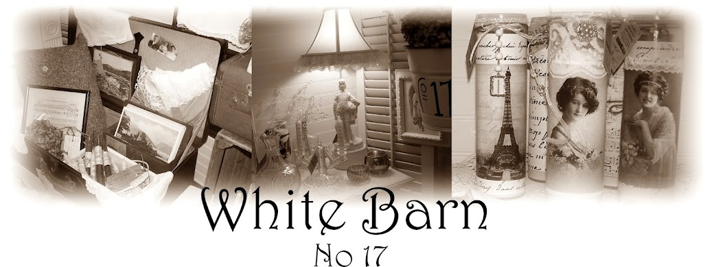 White Barn No. 17
