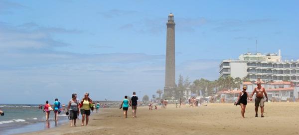 Maspalomas Plaża