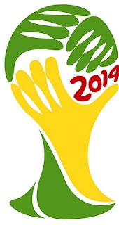 Logo da Copa de 2014 no Brasil