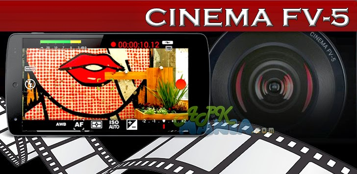 Cinema FV-5 v1.09 [APK] [Android]