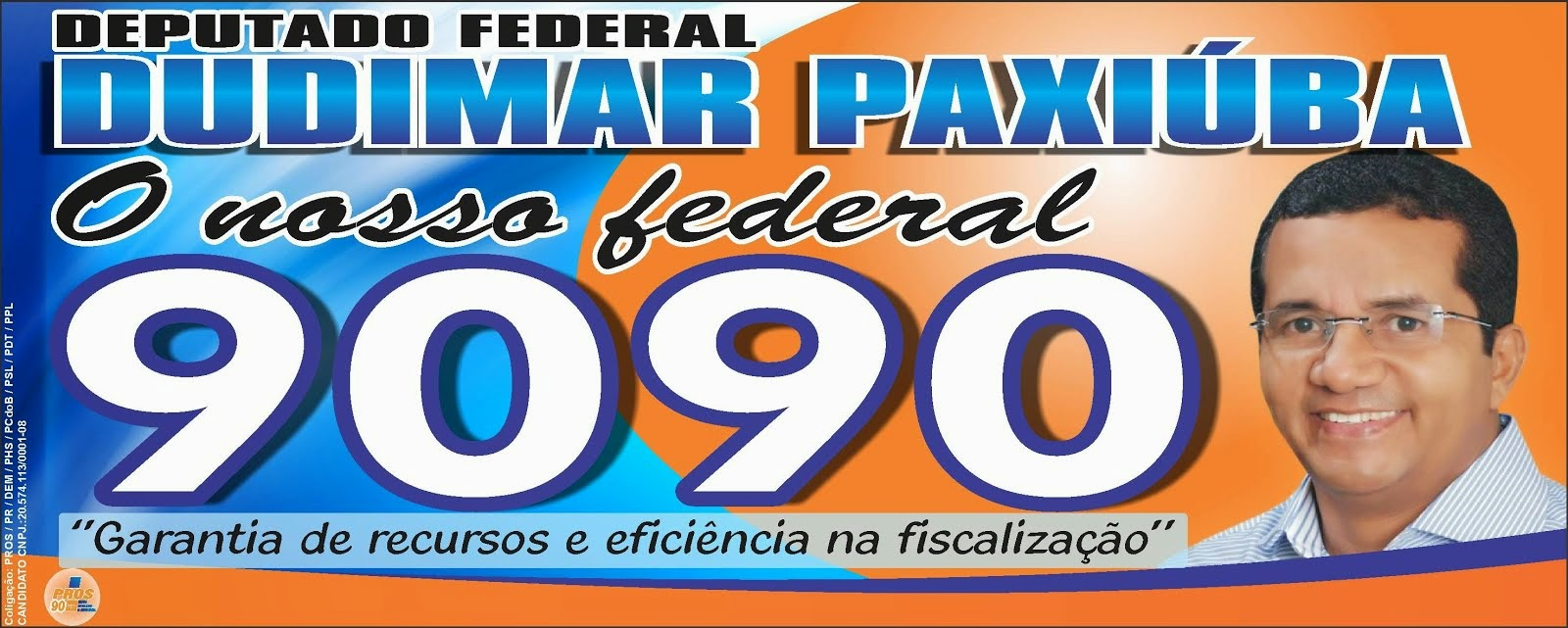 FEDERAL É DUDIMAR