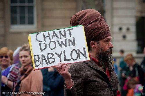 Canta Abajo Babylon!!!