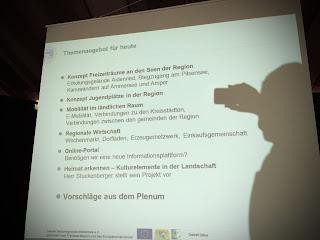 Themengebiete für LEADER Programm in Schondorf am Ammersee