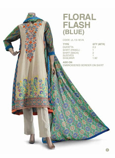 Embroidered Cotton and Lawn Suits 2013-2014