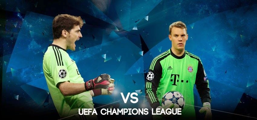 Casillas y Neuer