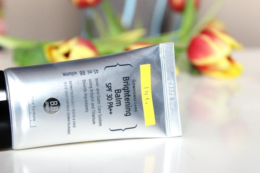 Dr G. Gowoonsesang Brightening Balm